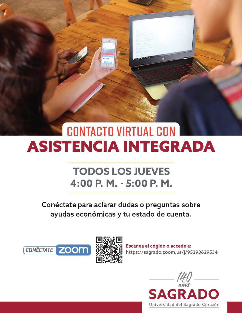 COntacto virtual con ASI
